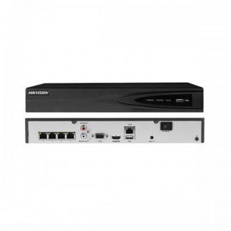 Tinklinio įrašymo įrenginys DS-7604NI-K1/4P