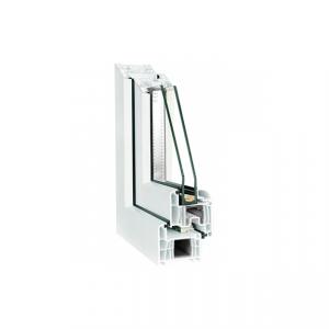Decco plastikiniai langai / Pilna terba
